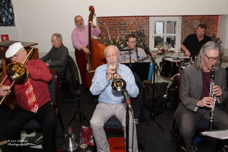The Mardi Gras Jazz Band Belgie